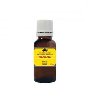 American DJ fog scent banana 20ml - Zapach do dymu