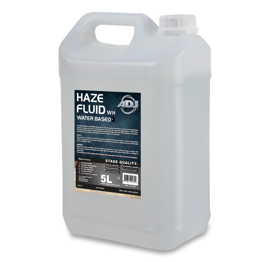 American DJ Haze Fluid - płyn do wytwornicy mgły (5l)
