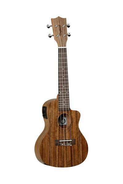 TANGLEWOOD TWT12-E - ukulele elektryczne z pokrowcem