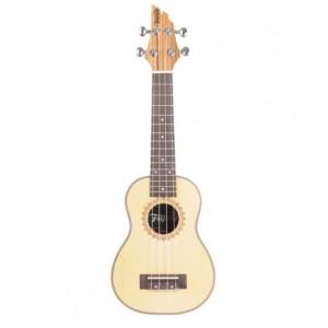 Flycat C20S - ukulele sopranowe + pokrowiec + stroik