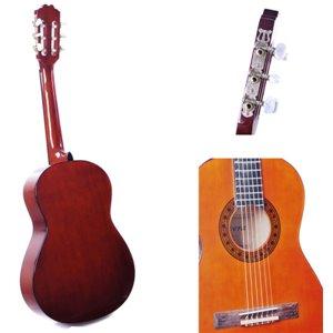 Alvera 4/4 ACG100 (N) - gitara klasyczna + gratis