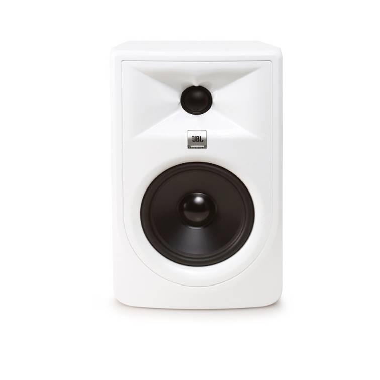 JBL 305P MKII White - monitor studyjny aktywny (edycja limitowana)
