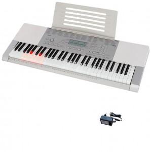 CASIO LK-280 - keyboard z podświetlaną klawiaturą