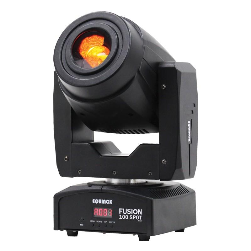 Equinox Fusion 100 Spot MKII - głowa ruchoma typu spot