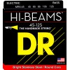 DR HI-BEAM - MR5-45-125 - Bass String Set, 5-String, Medium, .045-.125