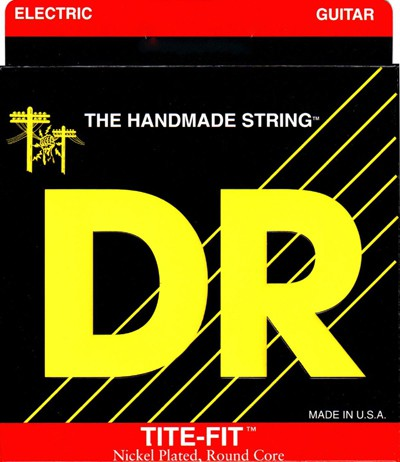 DR TITE-FIT - Electric Guitar Single String, .080, wound