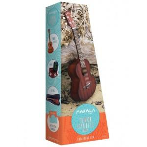 Makala MK-T/PACK - ukulele tenorowe w zestawie z tunerem i pokrowcem