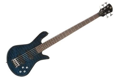 Spector LEGEND 5 STANDARD Blue Stain Gitara basowa 5 strunowa