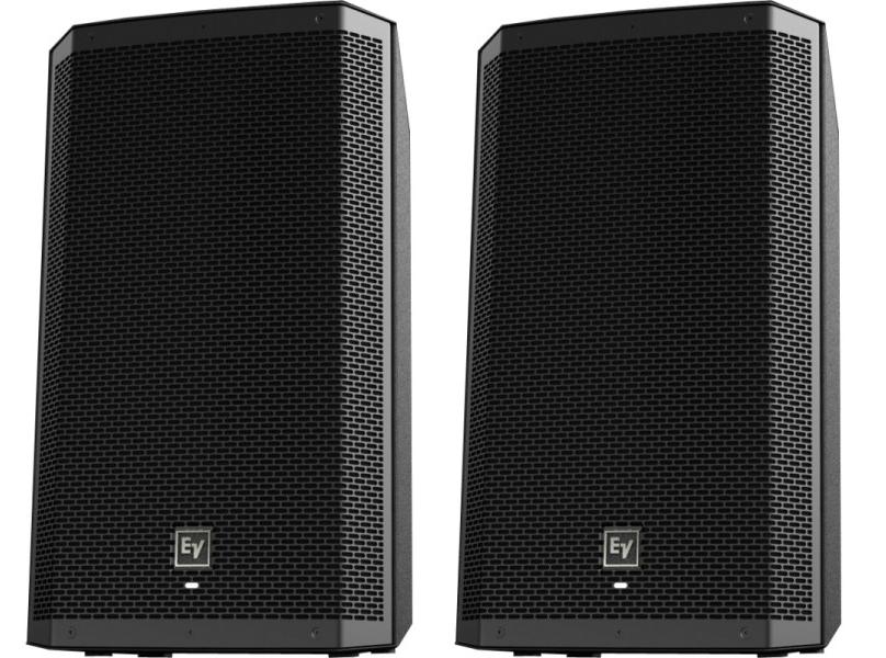 Electro-Voice 2x ZLX-12P - zestaw nagłośnieniowy aktywny