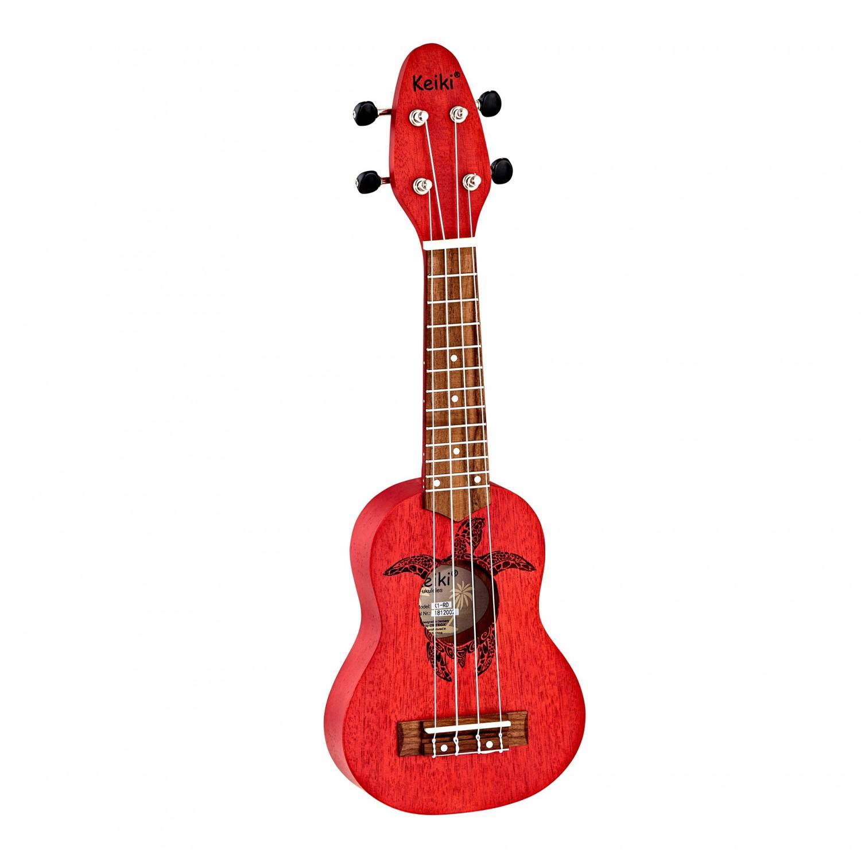 Ortega K1-RD - ukulele