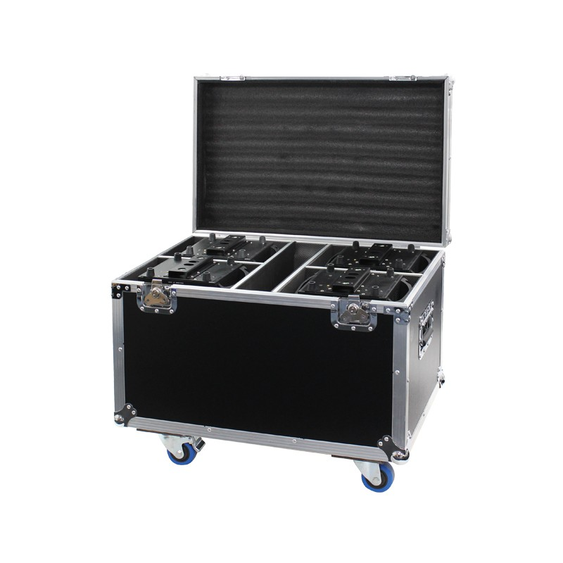 Quad Vortex Flight Case- case na 4 szt Equinox Vortex