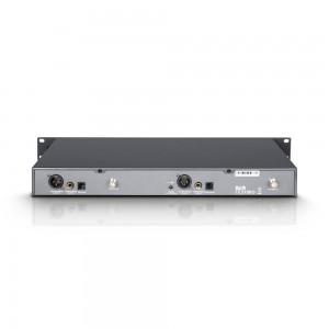 LD Systems WIN 42 BPH 2 B 5 - Bezprzewodowy system mikrofonowy z nadajnikiem Beltpack x 2 i zestawem nagłownym x 2