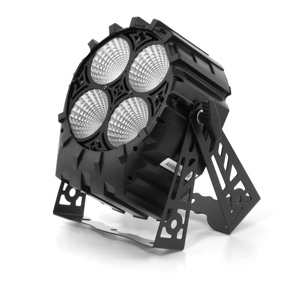 Flash Professional - LED PAR 64 4x30W 4w1 COB RGBW SHORT - 4 sekcje Mk2 - Reflektor typu Par