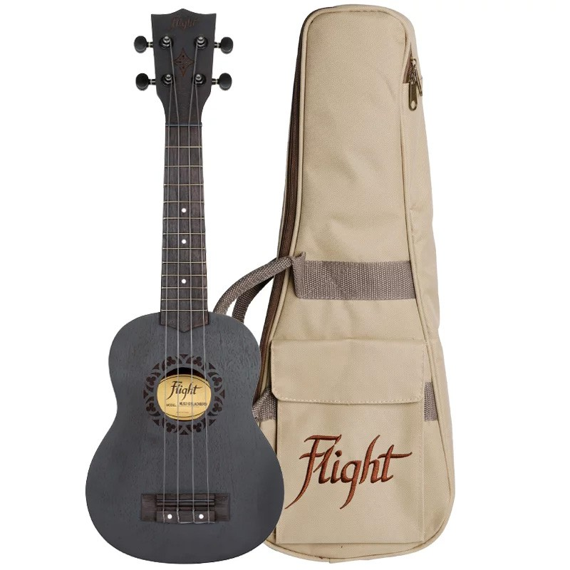 Flight NUS310 Blackbird Soprano Ukulele