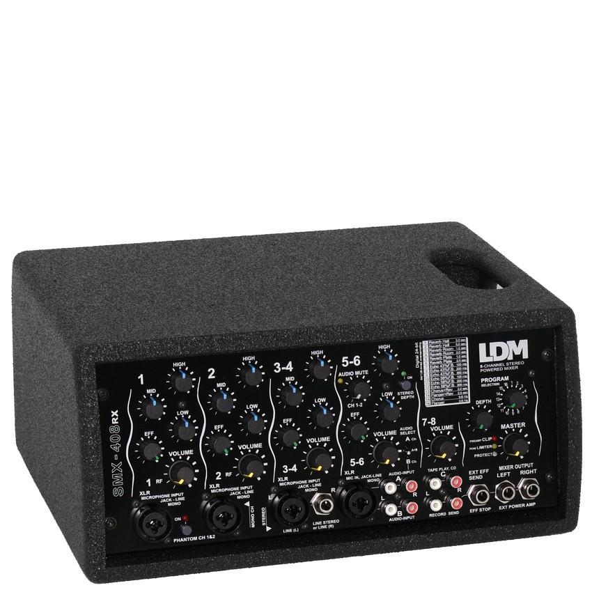 LDM SMX-408RX - powermikser