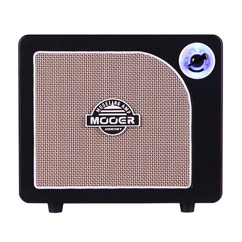 Mooer Hornet Black - 15 Watt Modelling Guitar Amplifier - Black