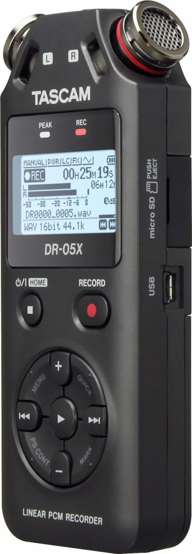 Tascam DR-05X - rejestrator dźwięku