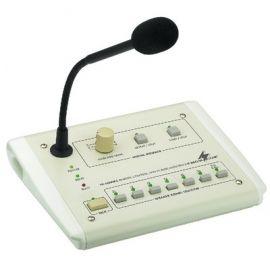 Mikrofony wielostrefowe