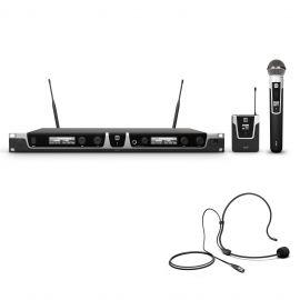 mikrofony bezprzewodowe w zestawach