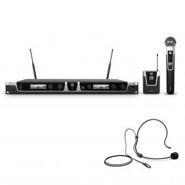 Mikrofony - Zestawy bezprzewodowe